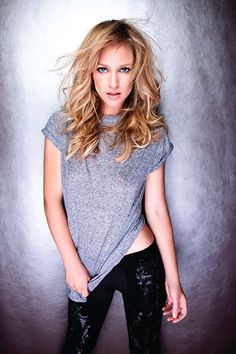 A. J. Cook (born: July 22, 1978, Oshawa, Canada) is a Canadian actress.  One of the Very few blinded I find extremely attractive.