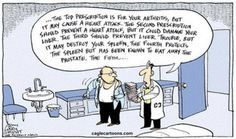 Doctors = Pharmaceutical's sales rep. They forgot to look for cause and effect. .......... or maybe is just not profitable to cure anymore.