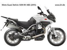 Moto Guzzi Stelvio 1200 8V ABS (2015)