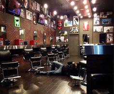 Ideas For My Salon Barbershop
