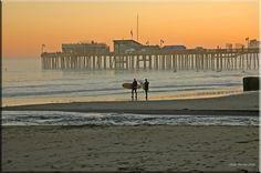 SURF CITY SANTA CRUZ   Attraction Highlights of California s Pacific Coast Highway 1
