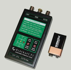 Just bought this auto tuner to use with a 38 foot wire and Hb-1b . The perfect qrp to the park equipment