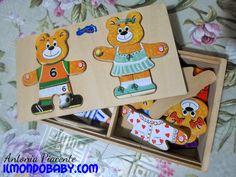 #giochi #legno #ilmondobaby #bambini