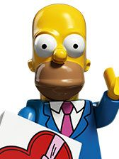 The Simpsons 2 - Date Night Homer