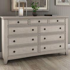 Sefton 9 Drawer Dresser