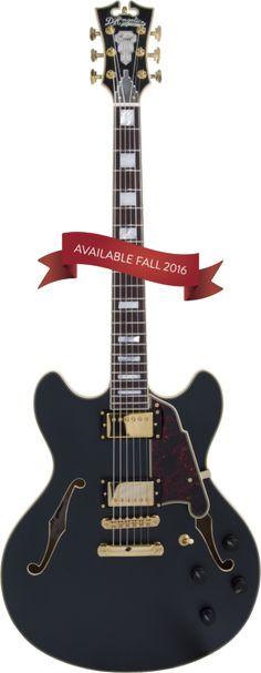 EX-DC Deluxe | Standard Series | D'Angelico Guitars