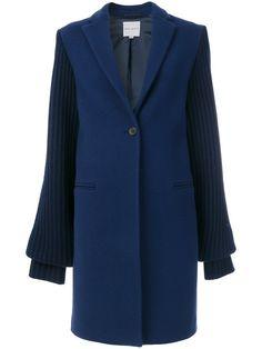 MIRA MIKATI oversized coat. #miramikati #cloth #