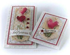 Hearts & Flowers  by Peet R, via Flickr