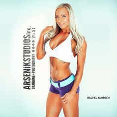 Made of Muscle | Fitness Model Rachel Korpach: The Interview | http://madeofmuscle.net