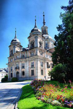 Palacio Real de La Granja de San Ildefonso (Segovia), de Jose Manuel Azcona