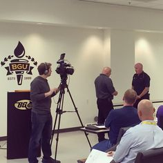 Training a new class of BG trusted advisors #AutomotiveMaintenance #BG #bgproducts