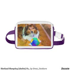 Shetland Sheepdog (sheltie) Fannypack