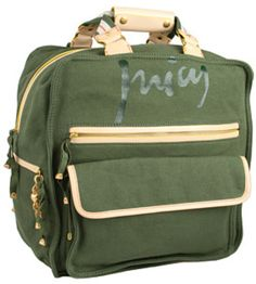 Juicy Couture Trickster Backpack in Green (forest). Have it. Luv it! Better yet, at Winners prices! Woooot!