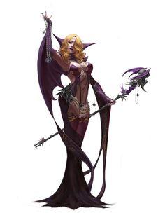 witch, yongbin lee / dylan on ArtStation at https://www.artstation.com/artwork/witch-5f6f03ff-4921-4541-950a-de45f1a6d238