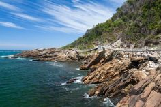 Garden Route National Park Garden Route South Africa #wilderness #wilderness #garden #route