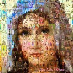 Minha Mãe é a Virgem Maria!
