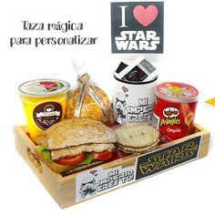 Snack Recipes, Lunch Box, Chips, Star Wars, Mom, Breakfast, Gifts, Hamper, Snack Mix Recipes