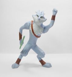 Rise Of The Guardians - Bunnymund - Action Toy Figure - Cake Topper
