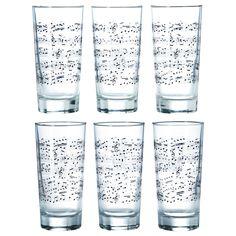 GODIS MIX Glass - IKEA ummmm ya, I think I need these!