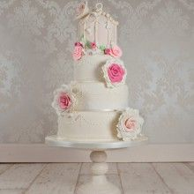 Thornton Cake Company produces stunning bespoke wedding cakes in Blackpool. We only create wedding cakes, trust the experts to deliver your dream wedding. Watch our cakes portfolio at ThorntonCake.co.uk