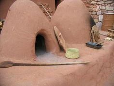 Horno at El Rancho de Las Golondrinas