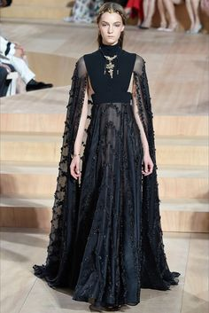 visual optimism; fashion editorials, shows, campaigns & more!: valentino haute couture fall / winter 15.16 rome