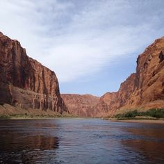 Take a raft ride down the Colorado River. Photo courtesy of kdhile on Instagram.