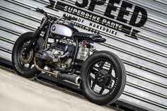 BMW R80 Brat Style by K-Speed Superbike Parts