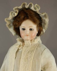 Antique F G Fashion Doll with Gesland Body Swivel Head | eBay