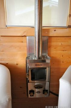 compact appliances for tiny houses | Building a green empire, one Tiny House at a time