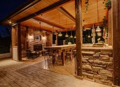 If backyard entertaining comes as second nature, you might consider constructing an outbuilding such... - Zillow Digs
