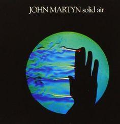 John Martyn | Solid Air (1973) O álbum está na lista dos 1001 discos que você precisa ouvir nesta vida, de Robert Dimery, e foi dedicado a um amigo de John Martyn, que morreu de overdose. A imagem da capa é uma fotografia schlieren - método inventado em 1864 para captar diferentes densidades do ar, e é capaz de demonstrar sua natureza sólida. (capas de discos inspiradas pela ciência)