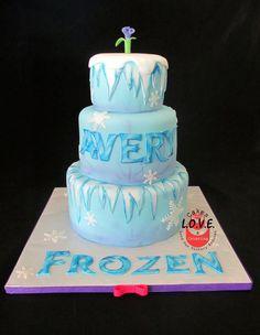 frozen+cake+ | Frozen cake