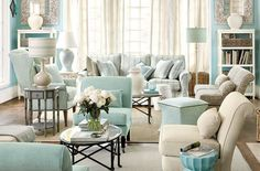 31 unbelievable coastal living room design ideas for your relaxing home 21 Living Room Sofa, Home Living Room, Living Room Designs, Living Room Furniture, Living Room Decor, Coastal Living Rooms, Coastal Cottage, Coastal Homes, Paint Colors For Living Room
