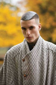 Editorial Mens Hair