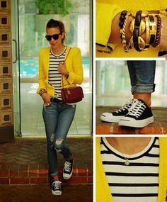 Cute and casual outfit with black converse 30 Outfits, Outfits With Converse, Fall Outfits, Casual Outfits, Fashion Outfits, Converse Style, Black Converse, Moda Outfits, Converse Chuck