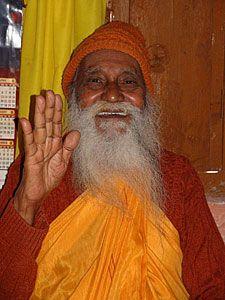 Meeting A 125 Year Old Himalayan Master