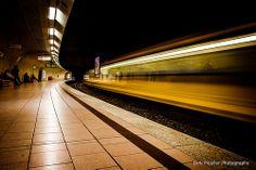 Stuttgart Underground Transportation http://www.dirk-mueller-photography.com