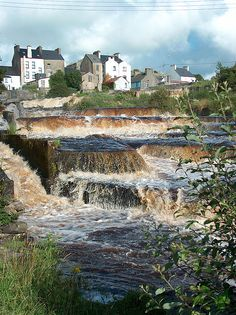 Ennistymon, Co. Clare, Ireland:Someone  stayed here and drove out into the surrounding areas.