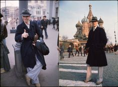 Bowie in Russia, photos by Andrew Kent
