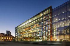 The new multidisciplinary research centre in Adelaide, Australia