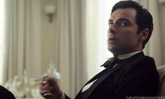 """Philip Lombard   Aidan Turner """"And then there were none"""""""