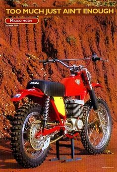 European Motorcycles, Racing Motorcycles, Vintage Motorcycles, Motocross Bikes, Vintage Motocross, Vintage Racing, Vintage Cycles, Vintage Bikes, Dirt Bike Racing
