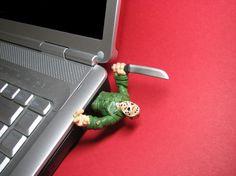 Love it- Jason Voorhees USB