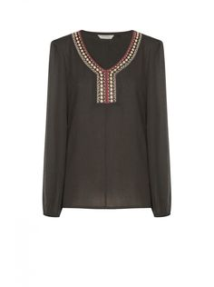 NAF NAF Nouvelle Co H15 Blouse folk  1