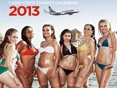 Ryanair dévoile son sexy calendrier 2013 (vidéo) - Air-Journal