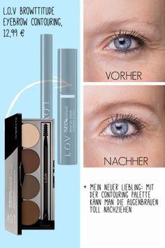 V Browttitude Eyebrow Contouring, € Trends, Contouring, Eyebrows, Make Up, Lipstick, Beauty, Tips, Eye Brows, Lipsticks