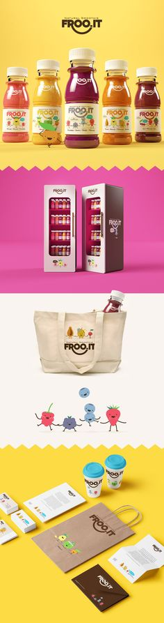 Froo.it #brand #branding #illustration #marca #embalagem #packaging #swt