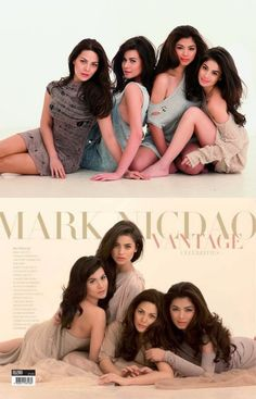 Bea Alonzo. Anne Curtis. KC Concepcion. Angel Locsin.