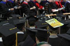 Undergraduate Commencement 2012